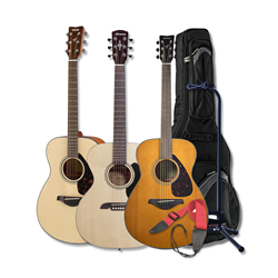 Mozingo BDLA229 $229 Acoustic Guitar Bundle