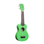 Amati PGUKGR Penguin Green Ukulele