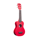 Amati PGUKRD Penguin Red Ukulele