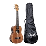 Amati UK120CW UKE: Concert Uke w/vinyl bag