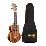 Amati UK130SW Elephant Uke w/deluxe bag