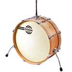 "Dixon LR0720 Little Roomer 7""x20"" Bass Drum"