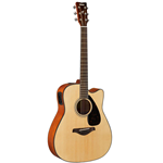 Yamaha FGX800C Acoustic/Elect Guitar