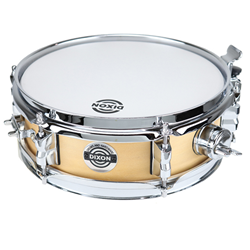 "Dixon SLR350DHNR Little Roomer 3.5""x10"" Double Headed Snare Drum"