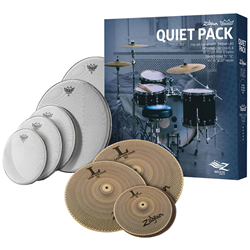 Mozingo LOWVOLPAK Low-Volume Heads and Cymbals Pack