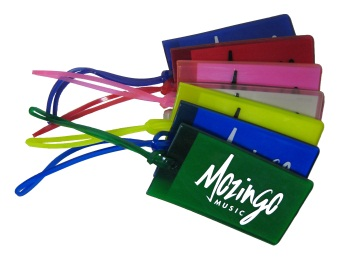 NAMETAG Mozingo Music Case Tag / Name Tag